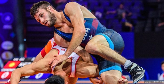 Free Wrestling Men's World Cup
